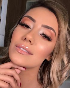 Exceptional Makeup goals info are available on our site. Check it out and you wont be sorry you did. Makeup Eye Looks, Smokey Eye Makeup, Love Makeup, Simple Makeup, Skin Makeup, Soft Eye Makeup, Soft Smokey Eye, Natural Eyeshadow, Natural Makeup
