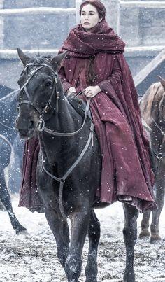Game of Thrones, Season 6, Melisandre