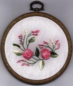 Sunshine's Treasures Brazilian Dimensional Embroidery Pattern ST 7
