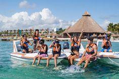 Excursão pela selva e Punta Nizuc Reef em Cancún: Passe por uma mata tropical de mangues e então vá para Punta Nizuc Reef para mergulhar com snorkel ou nadar! #melhorestours
