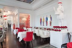 dr. Zhivago restaurant by Anastasia Panibratova, Moscow - Russia
