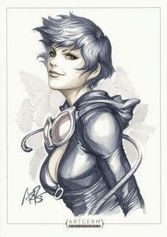 Catwoman by Artgerm | Stanley Lau