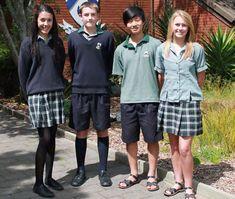 Hillcrest High School - Uniform & Dress Code