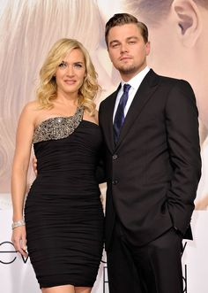 "Leonardo DiCaprio and Kate Winslet Photos: Los Angeles Premiere Of ""Revolutionary Road"""