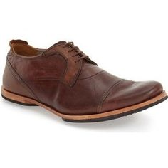 'Wodehouse Lost History' Cap Toe Oxford (Men)