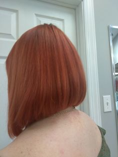 Fabulous red and cut