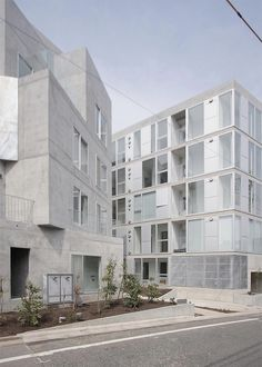 ユニークなデザインの日本の集合住宅 #1 | deform