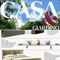 #Iceland by Bartoli Design for Segis is on Casa&Giardino