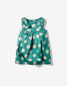 Little 50's dress (Reminds me of my mom and her sisters matching dress growing up)