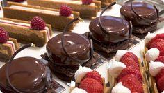 Pastries from Un Dimanche a Paris....