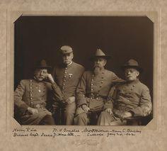 Tennessee Civil War VeteransReunion on January 24, 1922 Culleoka, TN-John P. Hickman Civil War Collection