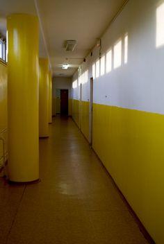 Sadly I miss these halls of our Kolej.