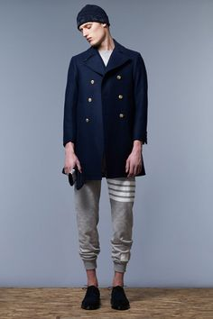 Thom Browne 2013 Fall/Winter Lookbook
