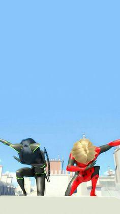 Misternoire dab lock screen wallpaper😂, Miraculous: Tales Of Ladybug And Cat Noir Ladybug E Catnoir, Ladybug And Cat Noir, Ladybug Comics, Alya Ladybug, Mlb Wallpaper, Disney Wallpaper, Screen Wallpaper, Lady Bug, Le Dab