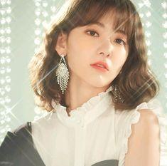 Lee Yu Bi, Sakura Miyawaki, Japanese Girl Group, Kawaii, The Wiz, My Photos, Idol, Fandom, Heart