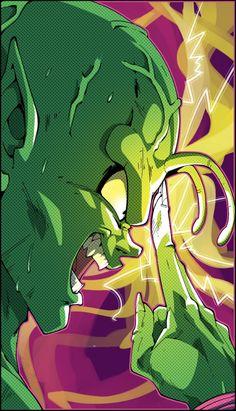 - IMC Dragon Ball Z, Fairytail, Wallpaper Animé, Kid Buu, Manga Anime, Anime Art, Manga Dragon, Comic Book Collection, Fan Art