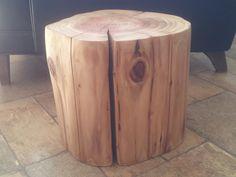 The Naughty (Knotty) Stump & Reversible Stump
