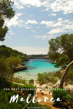 Best Beaches for Snorkelling in Mallorca, Spain|Pinterest: @theculturetrip