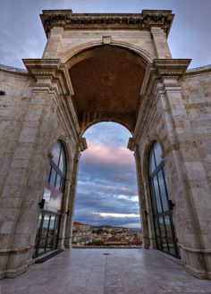 The tower of the #BastioneSaintRemi in #Cagliari built in XIX century. South #Sardinia