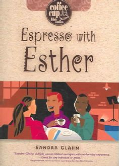 @Overstock - Series of bible studies for women, designed to be read over a four to six week period.http://www.overstock.com/Books-Movies-Music-Games/Espresso-With-Esther/1913491/product.html?CID=214117 $10.29