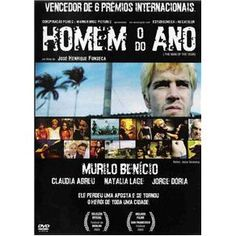 DVD - O Homem do Ano