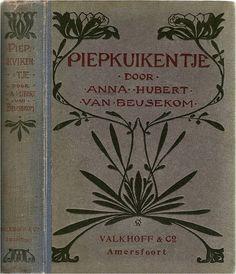 we. Band Ontwerp design cover Entwurf Einband: L.W.R. Wenckebach (1860-1937) | Flickr - Photo Sharing!