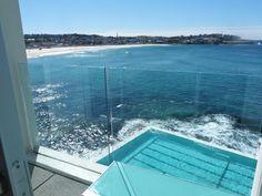 beachcomber: bondi icebergs sydney australia
