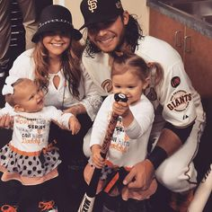 Play Ball 2014 World Series Champions! Always proud of you @bcraw35 love our @SFGiants