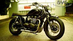 pinterest.com/fra411 #classic #motorbike - Baak - 3B