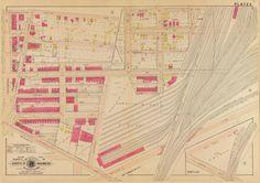 1907 Baist map of Eckington