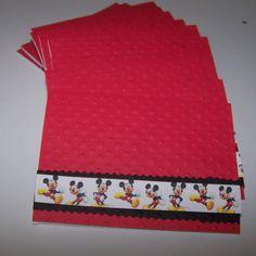 Disney Mickey Mouse. Party invitation. Disney gifts. Mickey