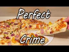 Ele corta a tira central da pizza, o motivo é genial! - Testei, gostei!