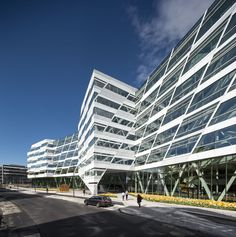 Image 5 of 26 from gallery of Swedbank / 3XN. Photograph by Adam Mõrk