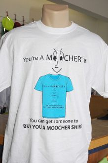 Can you get someoe to buy you a shirt?
