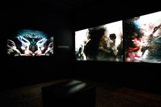 Christy Lee Rogers Underwater Baroque Art at Venice Biennale