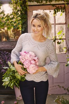 Lauren Conrad wearing LC Lauren Conrad for Kohl's Fall Collection