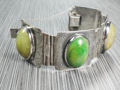Hey, I found this really awesome Etsy listing at https://www.etsy.com/listing/460212354/vintage-sterling-silver-panel-bracelet