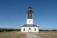 Le phare de Pen-Men à Groix