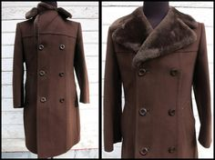 Vintage Flemington Furs Cortefiel Fur Collar by schippervintage, $99.00