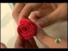 Flores de eva passo a passo para dia das mães - Artesanato Brasil