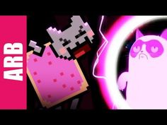 Nyan Cat vs. Grumpy Cat - ANIMEME RAP BATTLES - YouTube OOOOOOOOOH