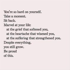 Quotes about wisdom : QUOTATION - Image : Quotes Of the day - Description // Sharing is Caring - Don't forget to share this quote Now Quotes, Life Quotes Love, Great Quotes, Quotes To Live By, Motivational Quotes, Inspirational Quotes, Proud Of You Quotes, So Proud Of You, Quotes On Self Love