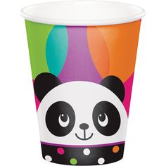 Panda-Monium This Panda-Monium Party Supplies Pack is adorable! Bring a colorful touch to your child's panda theme birthday party with our party bundle. Panda Birthday Party, Panda Party, Birthday Party Celebration, Birthday Party Favors, First Birthday Parties, Bear Birthday, 9th Birthday, Birthday Cake, Niedlicher Panda