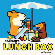 Cover image for Stanley's Lunch Box