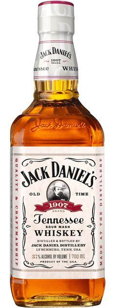 Jack Daniel's ~ White label                                                                                                                                                      Mais