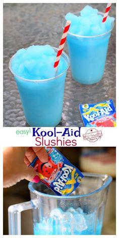 Kool-Aid Slushie Recipe   Kid Friendly Things To Do