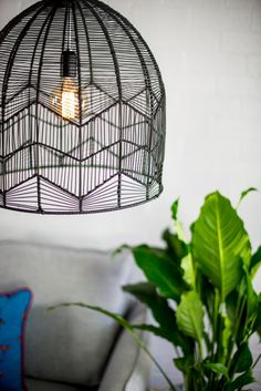 KITCHEN   LACE RATTAN LIGHT - BLACK Pendant Light Fitting, Rattan Pendant Light, Black Pendant Light, Black Chandelier, Black Lamps, Pendant Chandelier, Rattan Lamp, Black Weave, Asian Home Decor