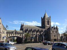 Christ Church Cathedral paikassa Dublin, Dublin City