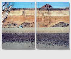 Coastal Erosion - The Chase
