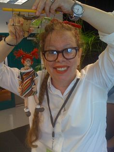 """""""No matter what, expect the unexpected. I saw her at the American Book Festival in DC - what a treat. Lynda Barry, Portrait Quotes, Pippi Longstocking, Notebook Art, Artist Fashion, Book Festival, Hero's Journey, Alphabet Soup, People Of Interest"""